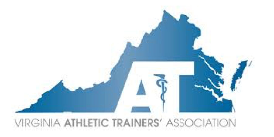 Virginia Athletic Trainers' Association Logo